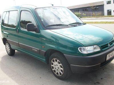 brugt Citroën Berlingo 1,8 Multispace 90HK