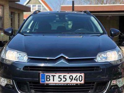 brugt Citroën C5 HDI 110 TOURER 1,6