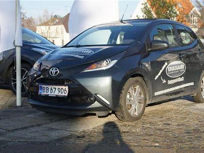 brugt Toyota Aygo 1,0 VVT-I X-Sky 69HK 5d