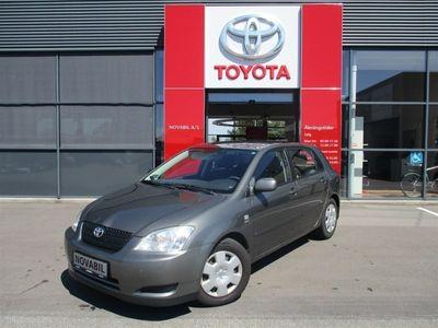 usata Toyota Corolla 1,6 Linea Terra 110HK 5d