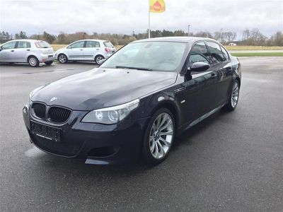 brugt BMW M5 5,0 507HK 7g Trinl. Gear