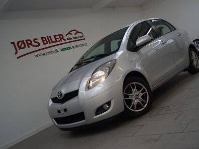 brugt Toyota Yaris 1,3 T2