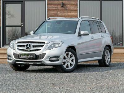 usado Mercedes GLK200 2,2 CDi BE Van