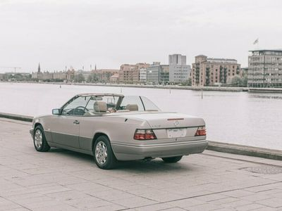 brugt Mercedes E320 E Klasse (W124)Convertible