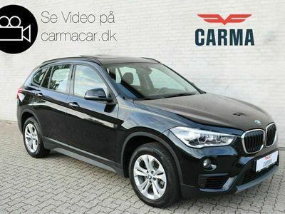 brugt BMW X1 2,0 sDrive18d aut.