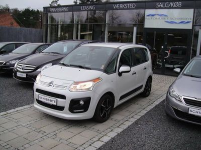 brugt Citroën C3 Picasso 1,6 HDi 90 Seduction