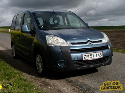 brugt Citroën Berlingo Velholdt og velkørende diesel
