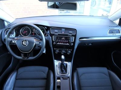 brugt VW Golf 1,4 TSI BMT DSG Highline 140HK aut 4d