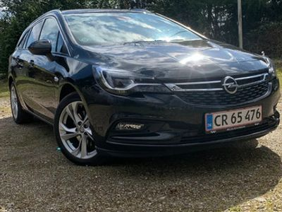 brugt Opel Astra 1.6 136 HK Innovation