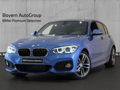 brugt BMW 118 d 2,0 M-Sport aut.