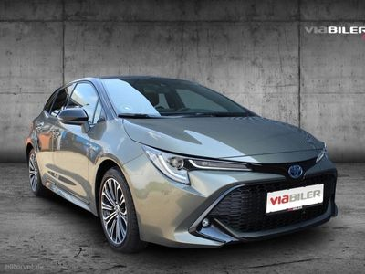 usata Toyota Corolla 2,0 B/EL H3 Premiumpakke E-CVT 180HK 5d 6g Aut.