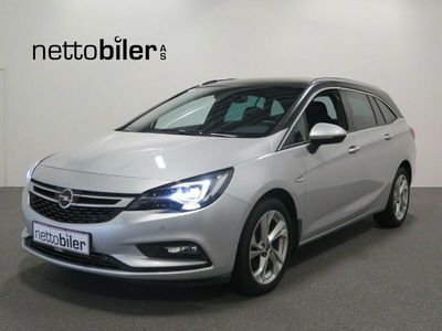 brugt Opel Astra 4 T 150 Dynamic ST aut.