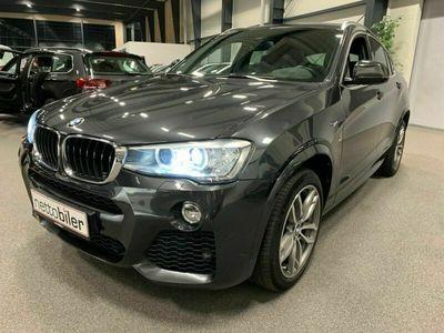 brugt BMW X4 2,0 xDrive20d aut.