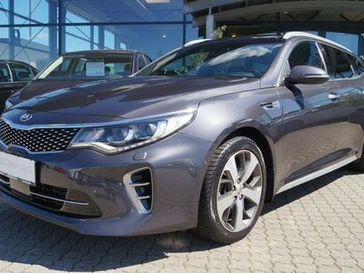 used Kia Optima 1,7 CRDi 141 GT-Line SW DCT
