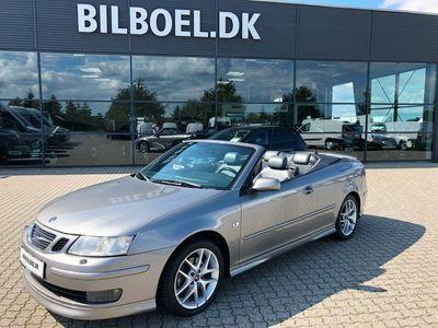 brugt Saab 9-3 Cabriolet 2,0 Turbo Aero