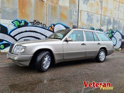 brugt Mercedes E220 Mercedes-Benz E220 TE