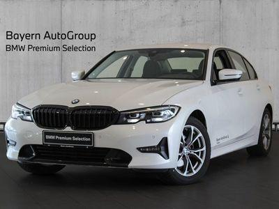brugt BMW 320 d 2,0 Sport Line xDrive aut.