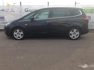 brugt Opel Zafira Tour 1,4 Turbo Cosmo 140HK 6g