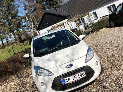 usado Ford Ka (69HK) Hatchback, 3 dørs Forhjulstræk Manuel