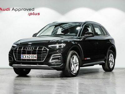 brugt Audi Q5 40 TDi Prestige quattro S-tr.