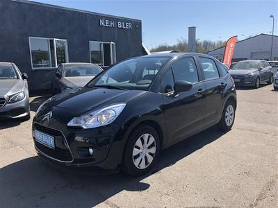 usata Citroën C3 1,4 HDI Seduction 70HK 5d