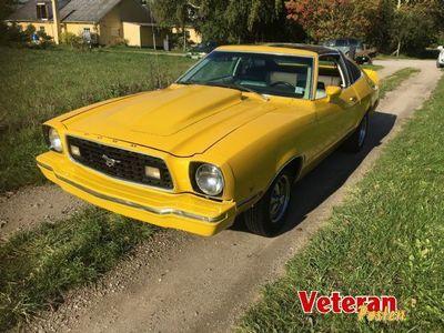 brugt Ford Mustang 5,o V8 Cobra 2 Targa