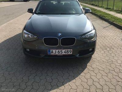 usata BMW 118 d 2,0 D 143HK 3d 6g