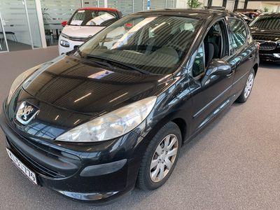 brugt Peugeot 207 1,6 HDi 16v 90HK 5d A