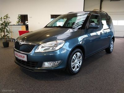 gebraucht Skoda Roomster 1,2 TSI Ambition Plus 105HK