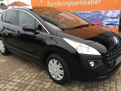 brugt Peugeot 3008 1,6 HDI FAP Premium Plus 110HK 6g