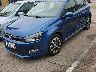 brugt VW Polo 1,0 TSI BlueMotion 95