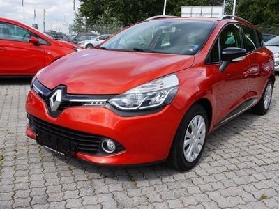 brugt Renault Clio IV 1,5 dCi 75 Expression ST 5d