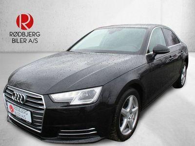 brugt Audi A4 2,0 TDi 190 Sport S-tr.