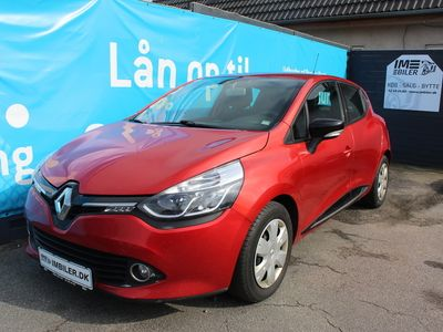 brugt Renault Clio IV 1,5 dCi 75 Expression 5d