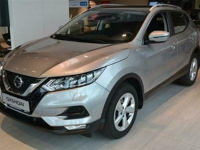 brugt Nissan Qashqai 1,3 Dig-T Acenta 140HK 5d 6g