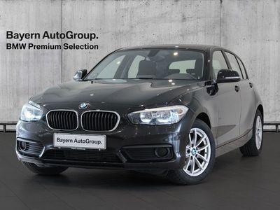 brugt BMW 118 i 1,5 Connected