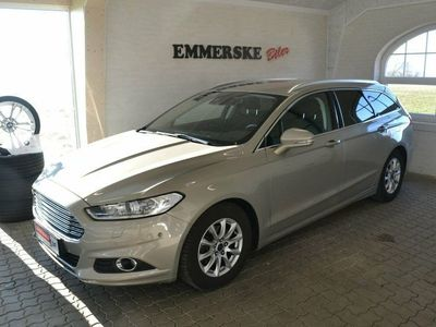 gebraucht Ford Mondeo 2,0 TDCi 150 Business stc.