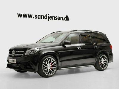 brugt Mercedes GLS63 AMG 5,5 AMG aut. 4-M