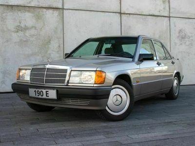 brugt Mercedes 190 (W201)