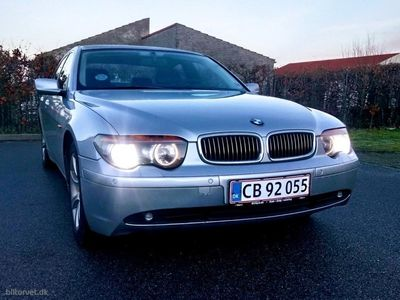 usata BMW 745 4,4 E65