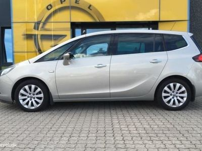 brugt Opel Zafira 1,4 Turbo Cosmo 140HK 6g Aut.