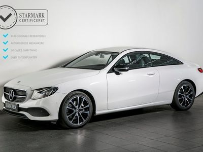 begagnad Mercedes E220 2,0 Avantgarde Coupé aut.