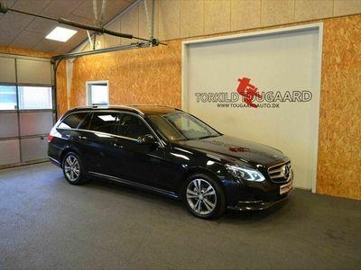 brugt Mercedes E220 CDi Avantgarde stc. aut. Van