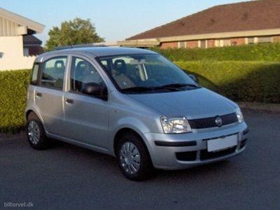 käytetty Fiat Panda 1,2 Classic 69HK 5d
