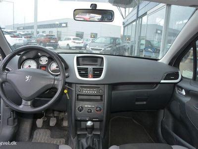 brugt Peugeot 207 1,6 HDI Comfort Plus 90HK Stc