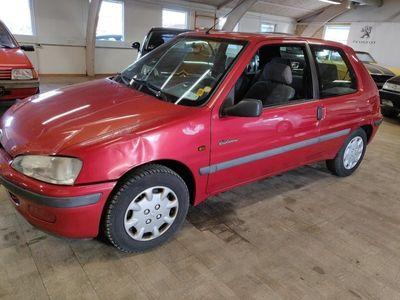 brugt Peugeot 106 1,4 XR