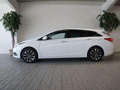 brugt Hyundai i40 1,7 CRDi 141 Premium CW DCT