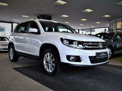 used VW Tiguan 2,0 TDi 140 Sport & Style BMT