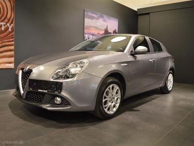 brugt Alfa Romeo Giulietta 1,4 Multiair Super 150HK 5d 6g