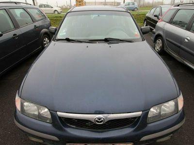 gebraucht Mazda 626 2,0i DiTD GLX